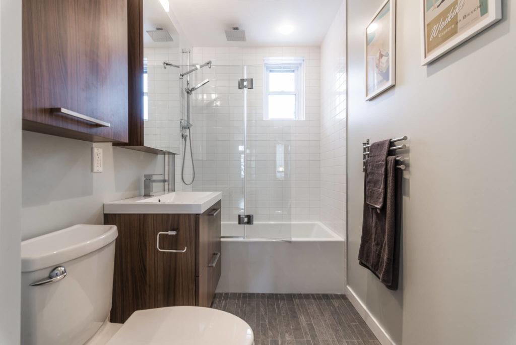 Rénovation salle de bain 95